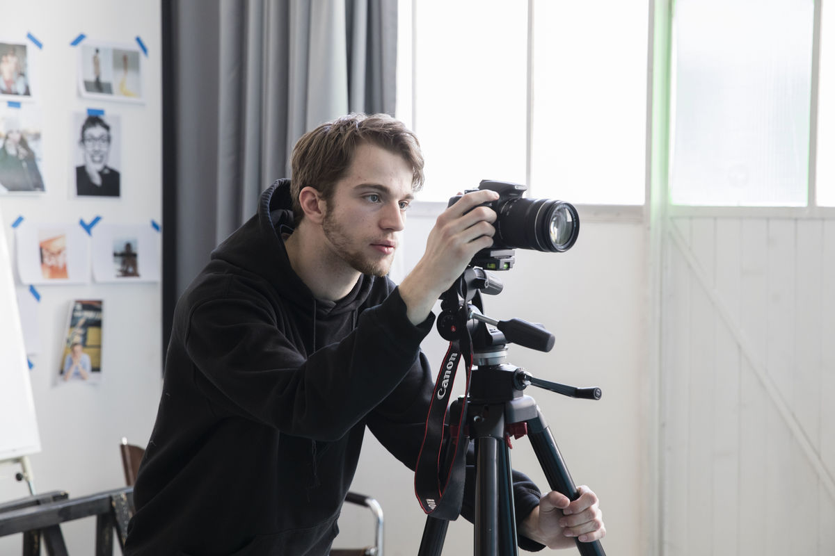 Schulangebot fotograf in efz in z rich bei f f schule f r for Schule fur mode und design