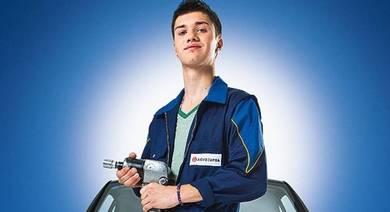 Die Autobranche braucht junge, motivierte Berufsleute, die im Leben vorwärts kommen wollen.