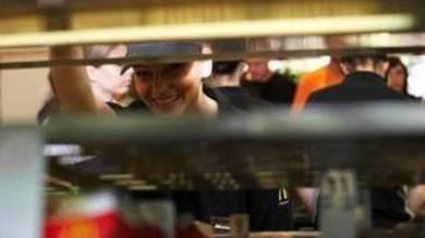 Eine Berufsbesichtigungstour bei McDonald's - nur für dich!