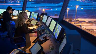 Am 25. März 2017 erhältst du einmalige Einblicke in die Berufe der Flugsicherung