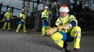 Heute stellen wir den spannenden Beruf des Netzelektrikers vor