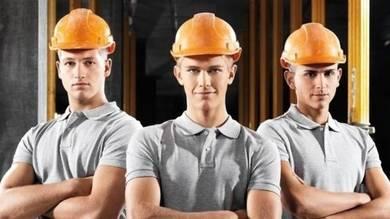 Mit einer Ausbildung auf dem Bau legst du den Grundstein für deine berufliche Zukunft.