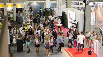 Was du an der Berufsmesse OBA in St. Gallen alles entdecken und erleben kannst!