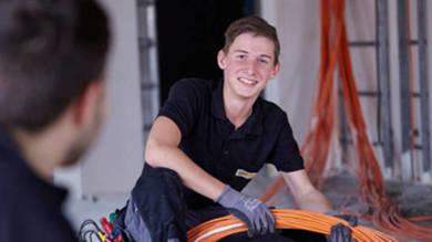 Die Baumann Koelliker Gruppe bietet dir vielseitige und spannende Berufe an.